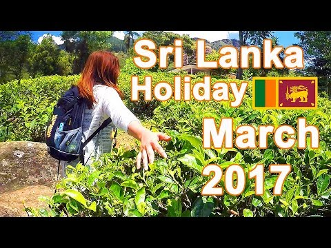 Sri Lanka Holiday | March 2017