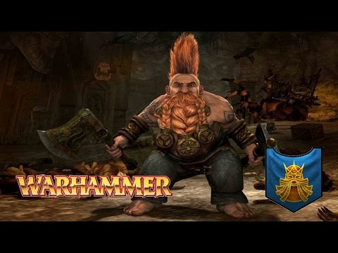 "Sons of Grungni - Warhammer Fantasy Dwarf Tribute: ""The Pretender"""