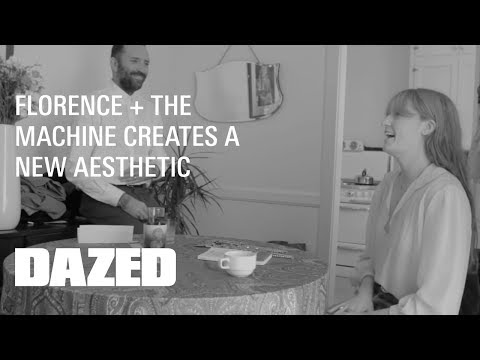 "Florence & The Machine ""What Kind of Man"" - Behind the scenes with Aaron Brown"