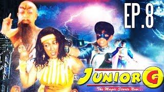 Junior G Ep. 8   Kids Fantasy Serial In Marathi   Superhero Tv Serial For Kids