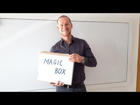 5 magic words to win EU funding