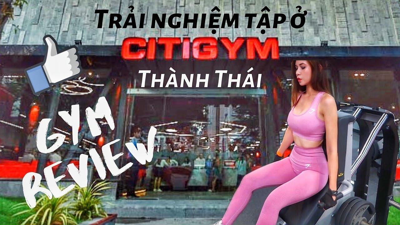 REVIEW GYM IN SAIGON | Citigym Có Thật Sự Đẳng Cấp Như Lời Đồn? | Wanda Tran