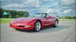 Davis AutoSports PRISTINE CORVETTE CONVERTIBLE / 29K MILES / FOR SALE