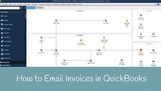 How to Email Invoices in QuickBooks using Gmail *Updated*