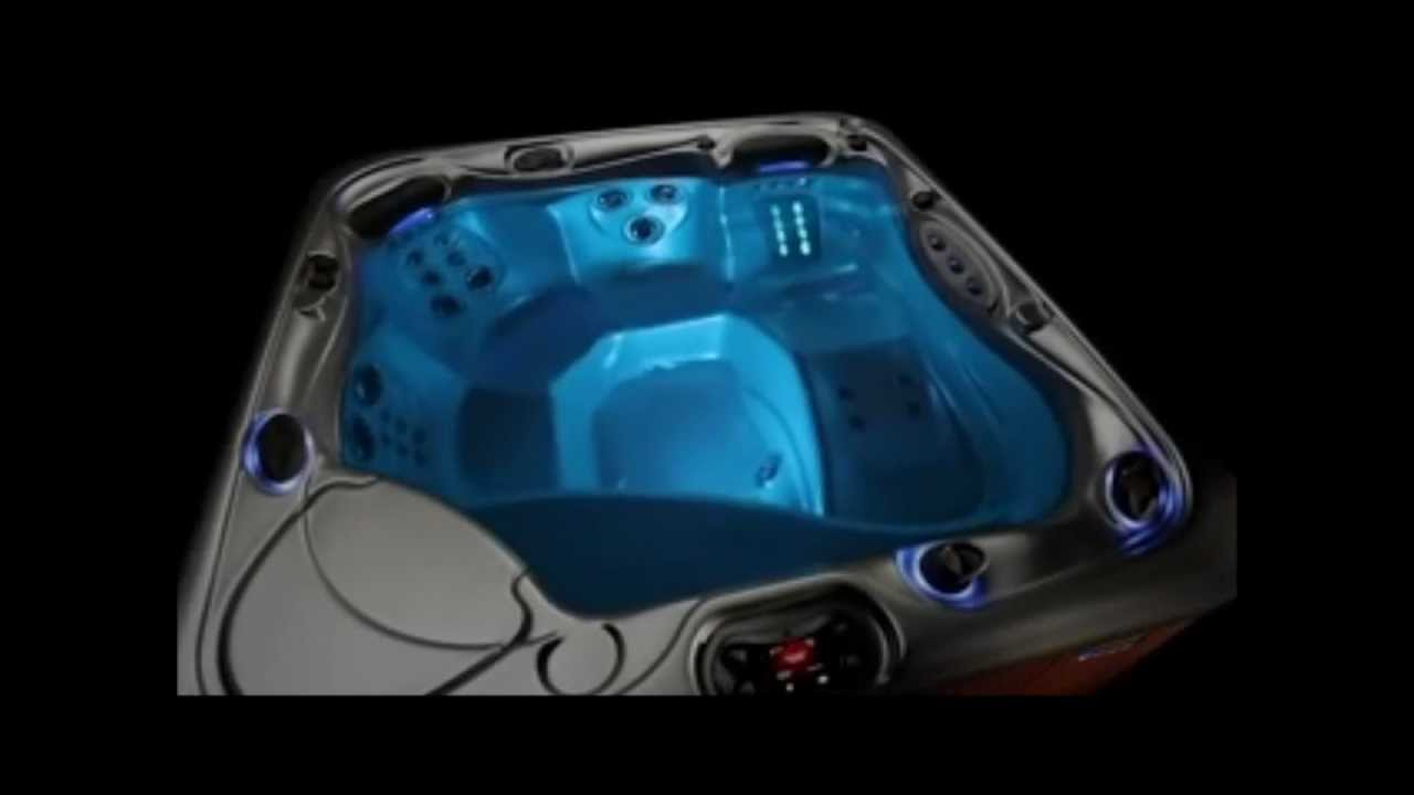 aria hot tub hot spring spas awesome spa must check out youtube. Black Bedroom Furniture Sets. Home Design Ideas