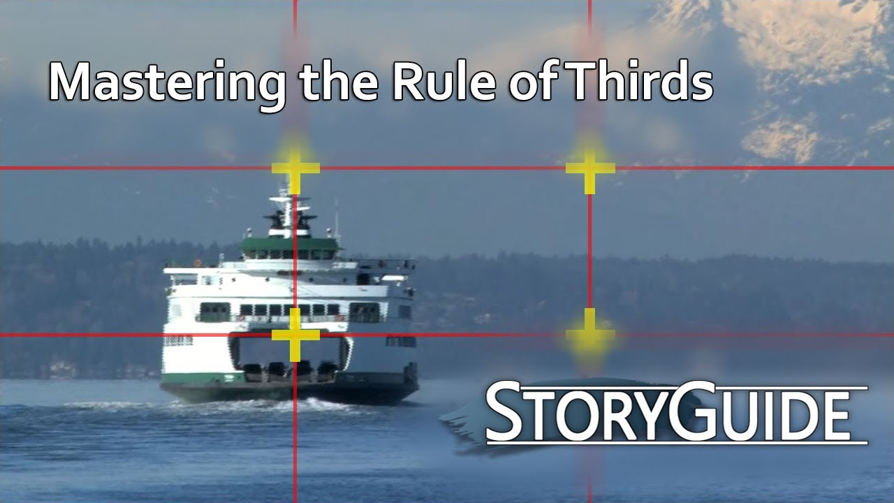 Using the Rule of Thirds to Shoot Great Video