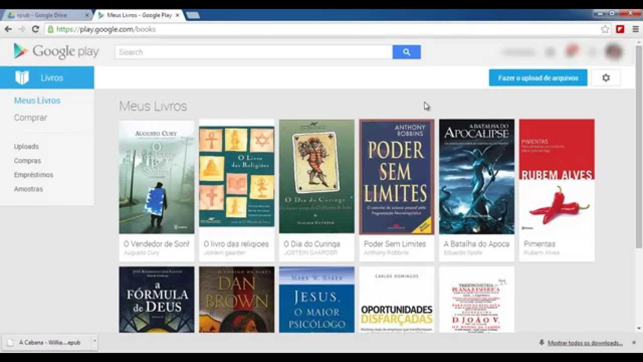 how to share google play books