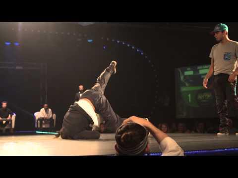 LIL G vs YUNG The Bboy Gala QUARTER FINAL   YAK BATTLES