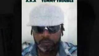 Jah Balance aka (Tommy Trouble)  & Eccleton Jarrett - BALANCE YUSELF (NUH TROUBLE WE RIDDIM)