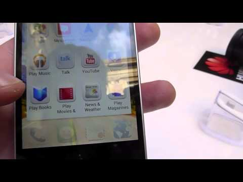 Huawei Ascend P2 firstlook