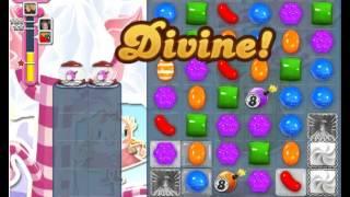 Candy Crush Saga Level 499 Basic Strategy