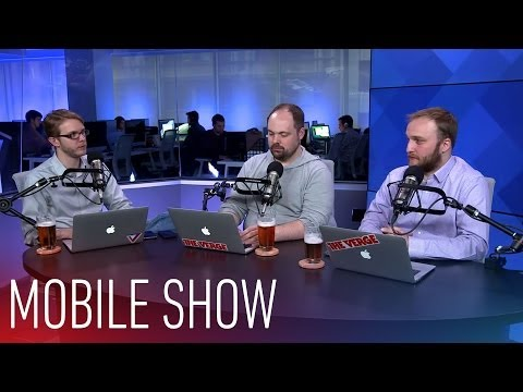 The Verge Mobile Show 083 - The HTC One (M8) and Android Wear