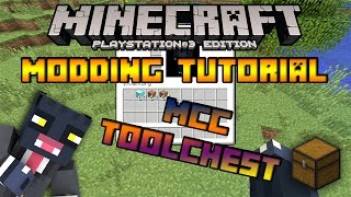 Minecraft PS3 Edition - Modding Tutorial (NEW MOD TOOL)
