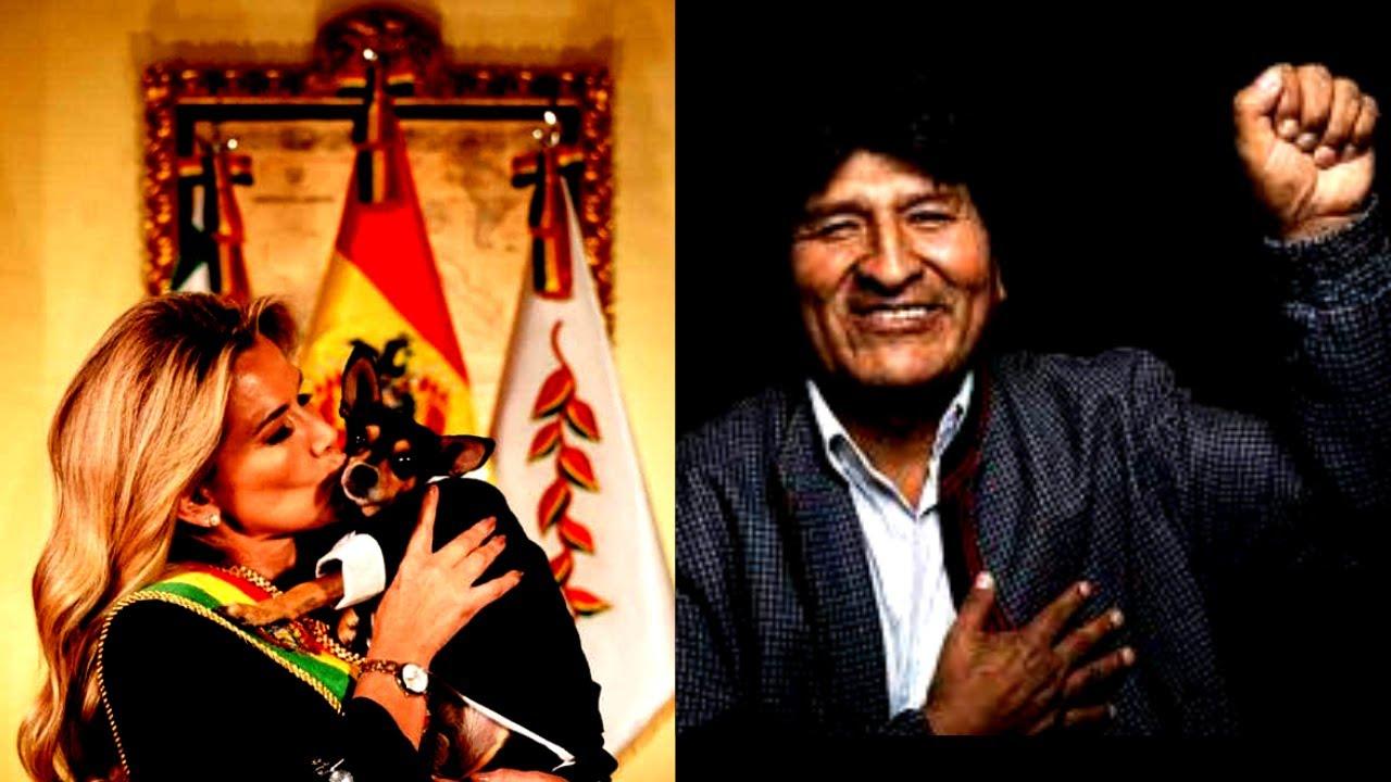 """Niños Porno Haciendo Porno De 14 A 18 circulan vÍdeos de jeanine aÑez presidenta de bolivia """"dicen que es racista""""👉 cual es tÚ opiniÓn❓"""