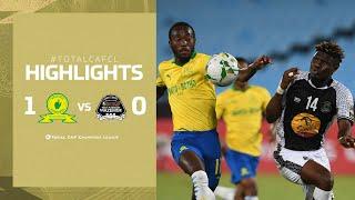 HIGHLIGHTS   Mamelodi Sundowns 1 - 0 TP Mazembe   Matchday 4   #TotalCAFCL