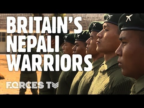 The Life-Changing Journey Of Being Selected As A Gurkha | Fo