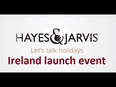 Hayes & Jarvis Media Launch - Ireland