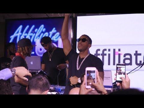 Affiliate Ball New York City with Ludacris and surprise guests!