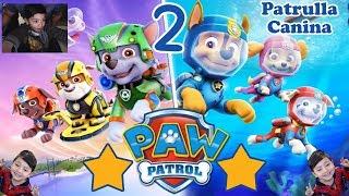 La Patrulla Canina en Español | Aventuras con Chase Paw Patrol | Juegos Infantiles para niños