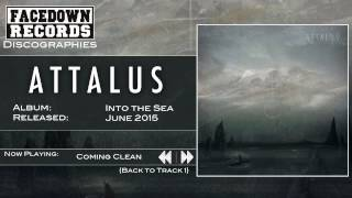 Attalus - Into the Sea - Coming Clean