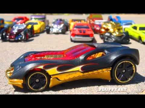 Awesome Hot Wheels Car Diecast Race Vehicle By Mattel