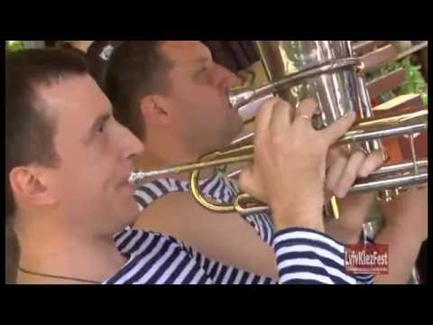 """LvivKlezFest-2016. Фрагменти виступів """"SHO?! - Одеського клезмер бенду"""""""