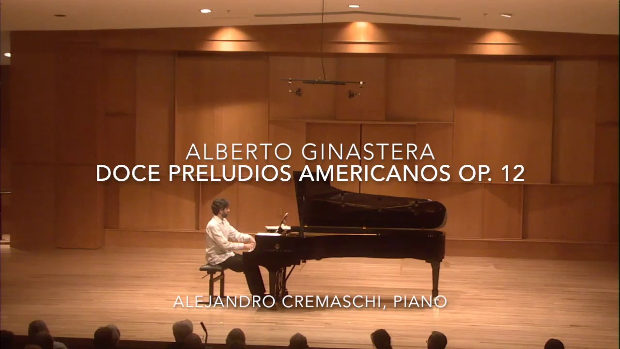 Latin American Music for the Piano – (Mostly at the intermediate