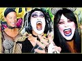 GOTH GLAM with MAMRIE HART | Gigi