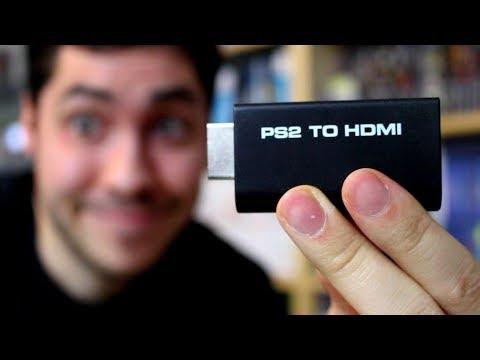 FACILE la HDMI sur la PS2 avec ce bidule