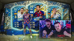 FIFA 20: PL TOTS Pack Opening + neues WL Team Bauen 😱🔥Menü Mittwoch!