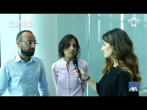 AXA Cafe - Alessandro Vanoni e Elena Shneiwer