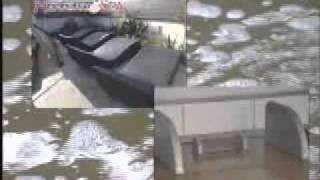 天然温泉花咲の湯 CM