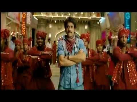 Ragada Movie Song -  Telugu Movie Demo Song with 3D DSSR N-360 Audio.mp4 [2.1 Channel]