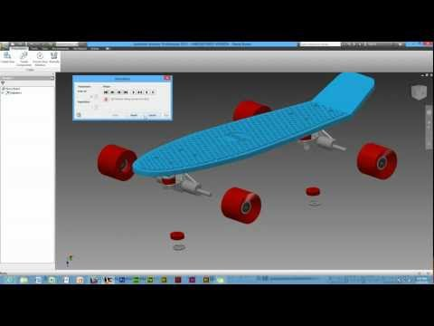 how to make spring in inventor