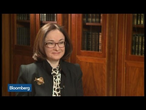 Russian Central Bank Governor Elvira Nabiullina Sees No Need to ...