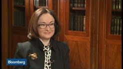 Russian Central Bank Governor Elvira Nabiullina Sees No Need to Lift Interest Rates