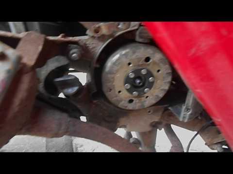 Как завести мотор без мопеда Альфа Дельта Viper Active ...