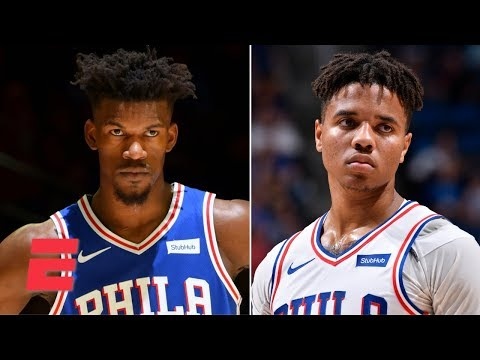 Does Jimmy Butler really believe in Markelle Fultz? | ESPN Voices