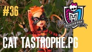 Cat Tastrophe (Toralei Stripe) Power Ghouls (Торалей Страйп Катастрофа) Monster High Обзор Y7301
