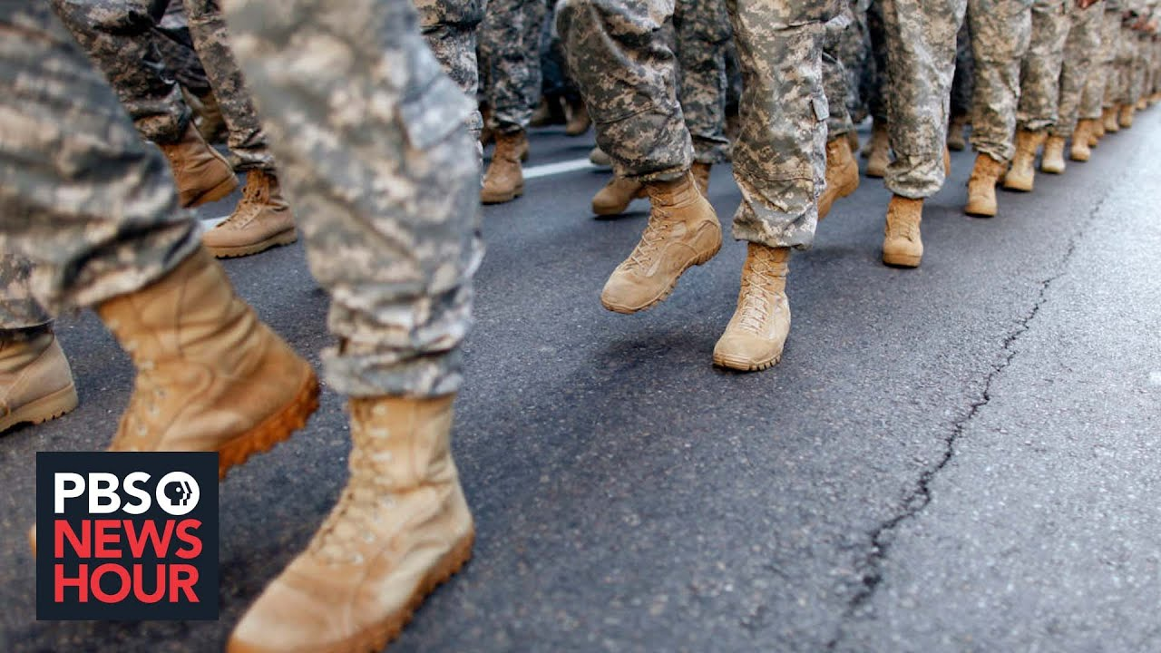 BREAKING: Number of active-duty military suicides jumped 15% in 2020!