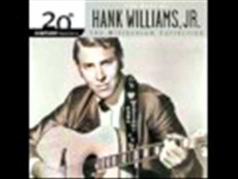 Hank Williams Jr - Wolverton Mountain