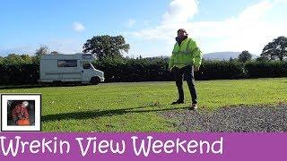 Caravan & Motorhome Club Site, Wrekin View, Shropshire