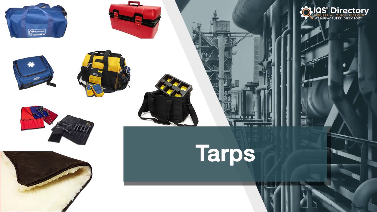 Tarp Manufacturers Suppliers | IQS Directory