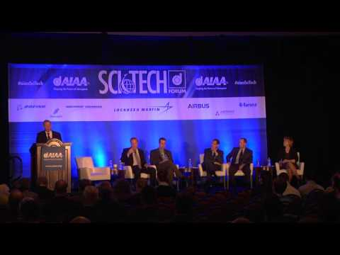 2017 AIAA SciTech Forum: Future of the Aerospace Indusrtry