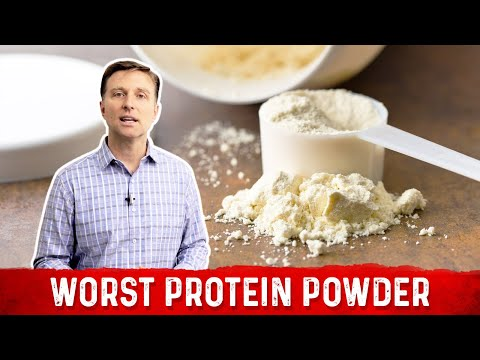 The Worst Protein Powder for the Liver