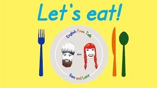 Let's Eat: Ladybug Apple