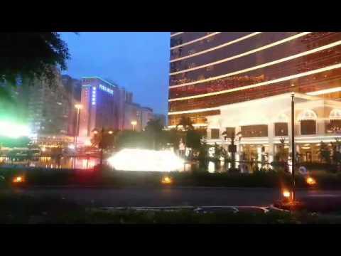 Macao air mancur