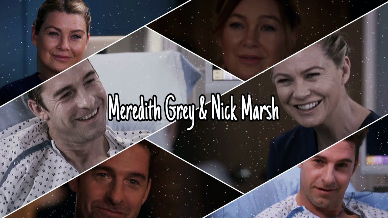 Download • Meredith & Nick   Rewrite the stars [14x17-18-01]