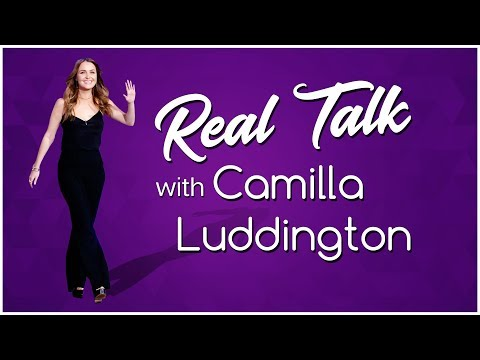 REAL Talk with 'Grey's Anatomy' Star Camilla Luddington