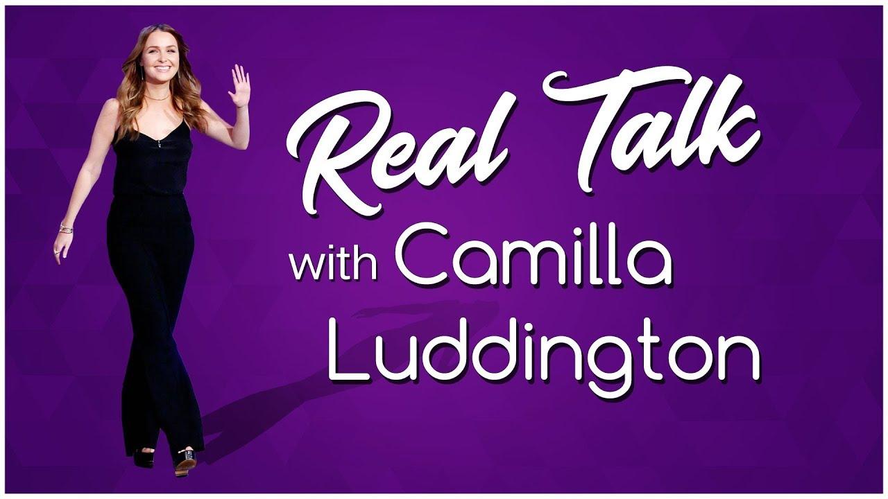 REAL Talk with \'Grey\'s Anatomy\' Star Camilla Luddington - YouTube